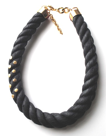 Holy Harlot Jewelry Big Up Rope Collar