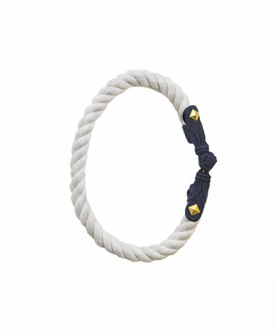 Holy HArlot Jewelry Paros Rope Collar
