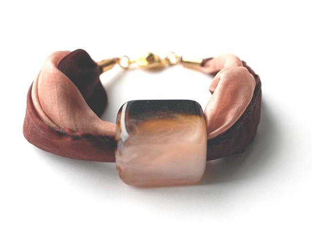 Holy Harlot Jewelry Tamara Silk Bracelet