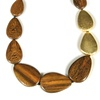 PEBBLE WOOD NECKLACE