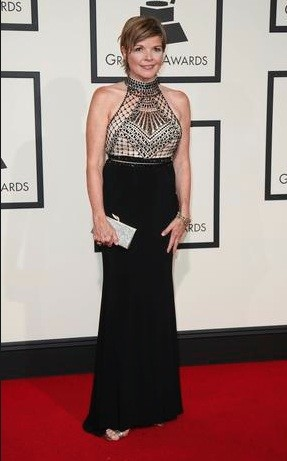Karrin Allyson - 2016 Grammy's Red Carpet