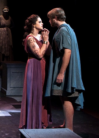 Medea and Jason.