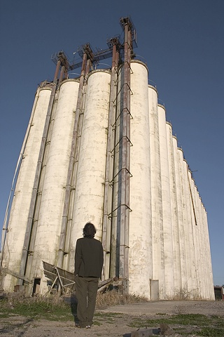 RICE ELEVATOR, KAPLAN, LOUISIANA