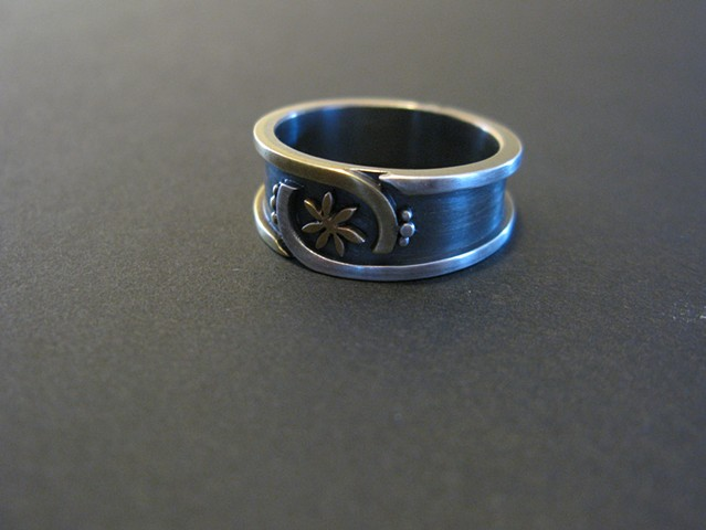 aztec ollin ring