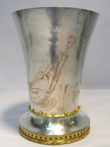 mermaid chalice