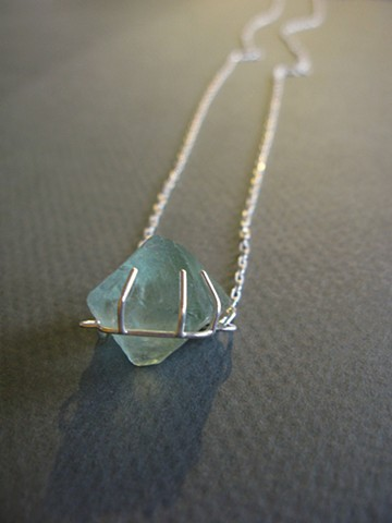fluorite necklace2
