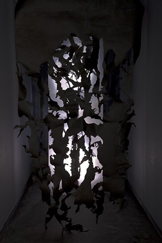 "made for ""PieceWork""  Portland Museum of Art Biennial Exhibition"