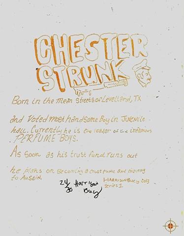 Chester Strunk story