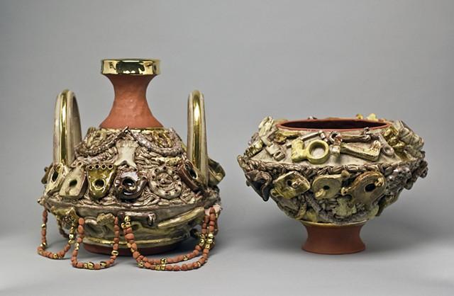 Centuripe Series: Oil Lamps