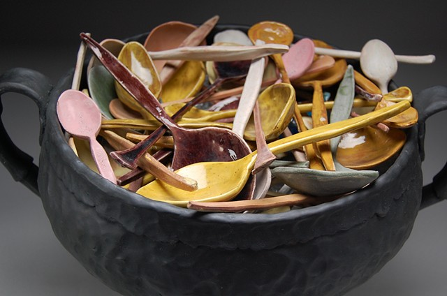 Stone Soup Spoon Theory  (detail)