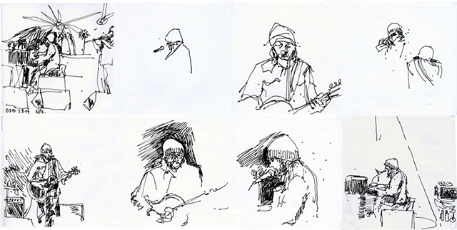 Badly Drawn Boy RFH 2004