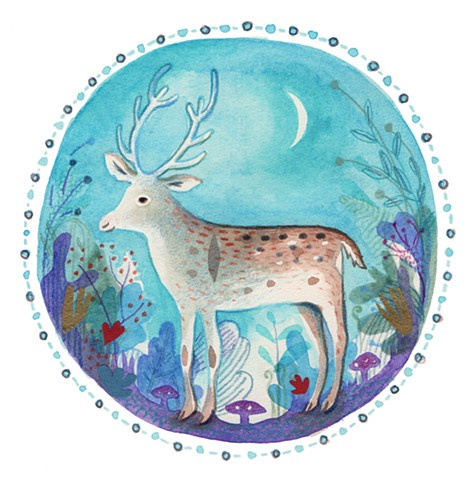 Stag Moon