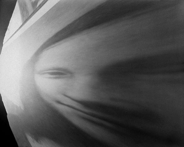 Mona Lisa one pinhole anamorph camera 1988
