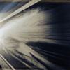 Albert Einstein one pinhole anamorph camera 1988