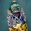 "Mescal Monkey 2011 zone plate photograph archival pigment print 20""x13"""