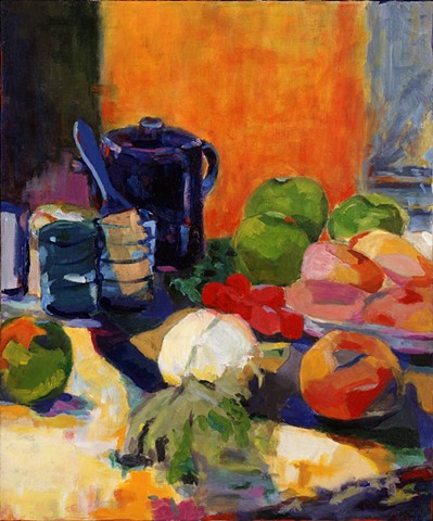"""New York Still Life"""