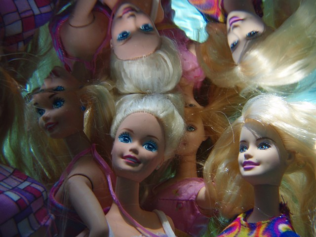"""School of Barbies"""
