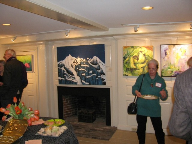 Members Juried Show, Concord, Massachusetts