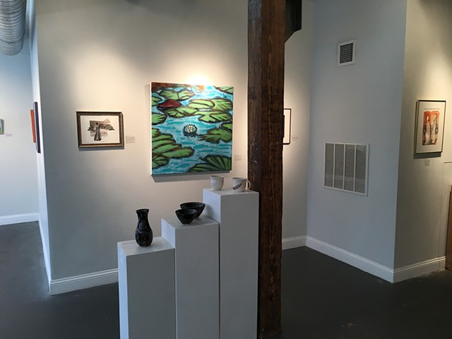 Porter Mill Gallery, Beverly, Massachusetts