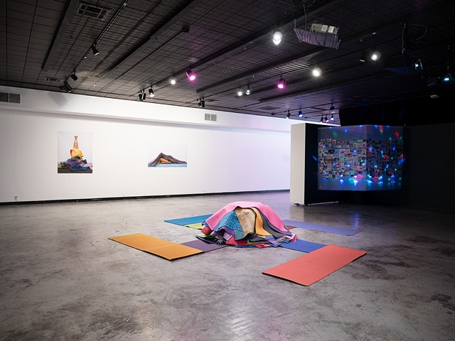 Wild Wild Country, installation view