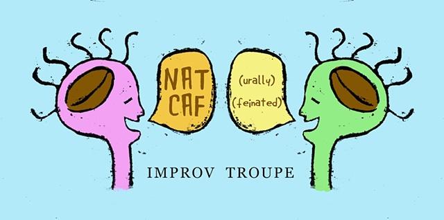 NatCaf logo