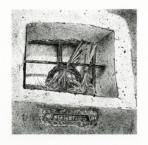 Roussillon Window