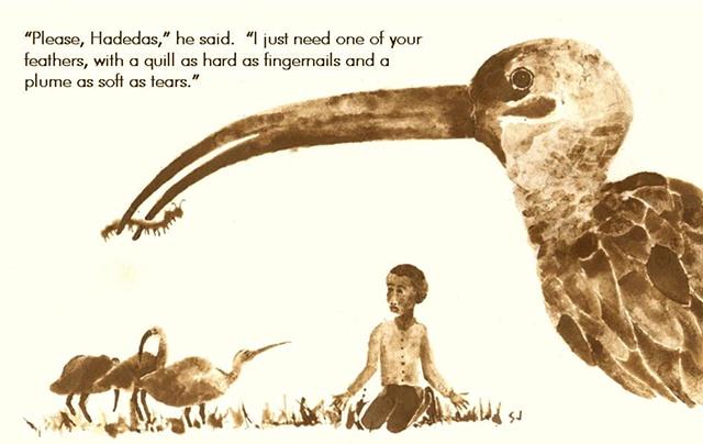 Sipho Meets the Hadedas