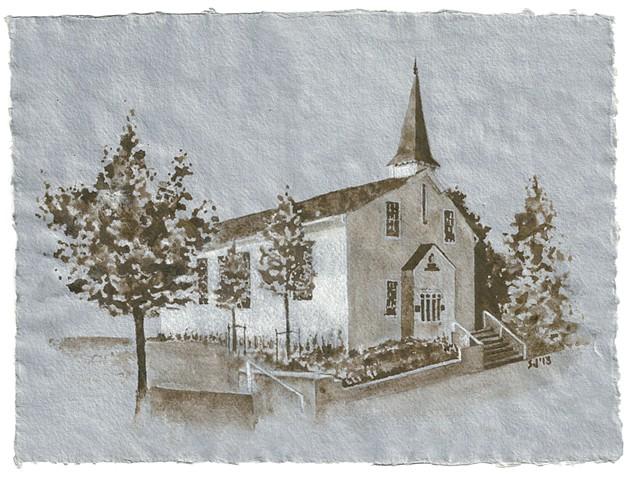Eisenhower Chapel, Denver, CO