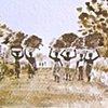 Walking in Togo