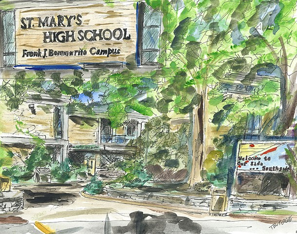 St Mary's  High School South St. Louis