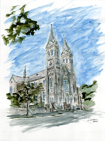St Anthony Padua South St. Louis, MO