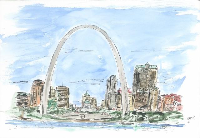 St. Louis Arch #1
