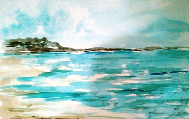 Seascape #7