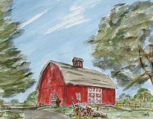 Amber Farm 1
