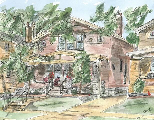 Bowen Street Home