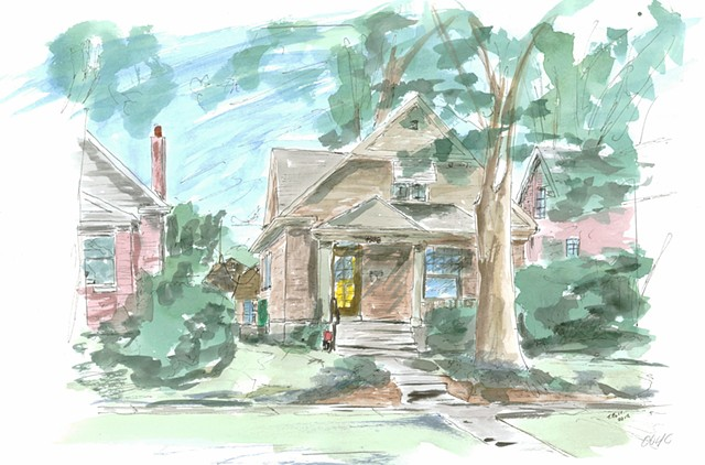The Disbennett Home