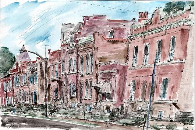 Lafayette  Square  #8