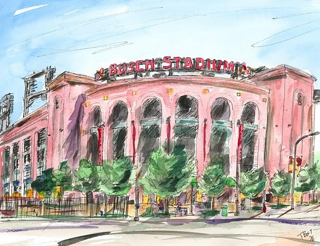 Busch Stadium 1