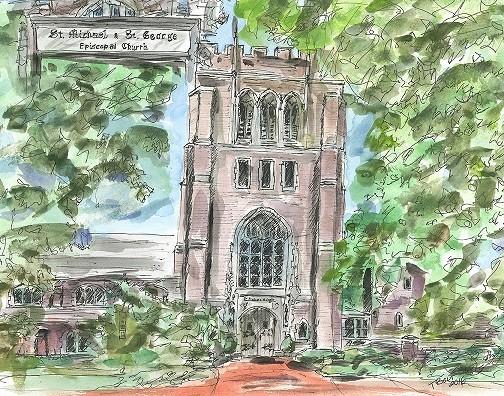 St.Michael / St. George  Episcopal Church