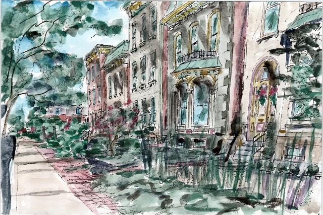 Lafayette Square #2