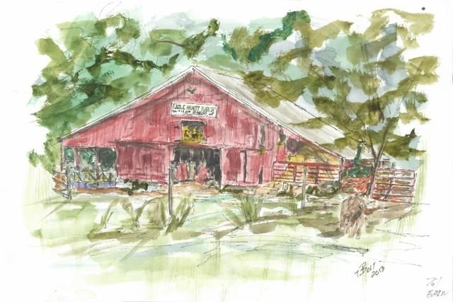 Eagle Hurst 3, The Barn 2
