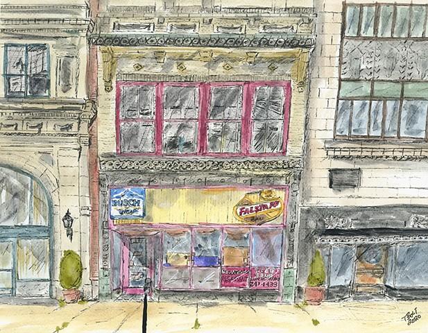 """""""Old"""" Olive Street Restaurant"""