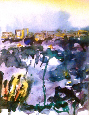 Cityscape #2, Original