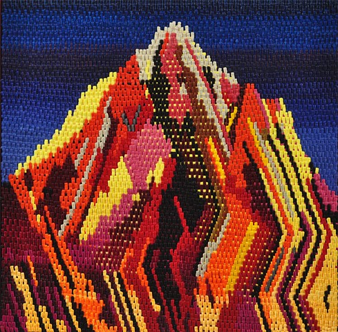 Cross Stitch Mountain