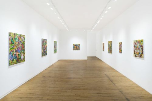 Flower Frenzy at Andrew Rafacz Gallery in Chicago
