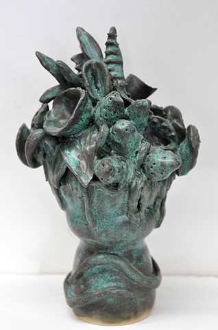 Weathered Bronze Arrangement