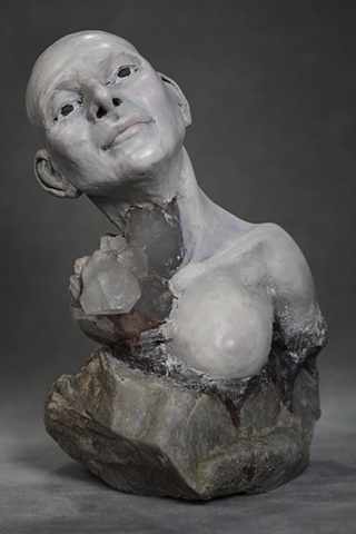 mixed-media sculpture