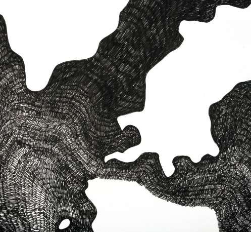 A Silent Roar (detail)