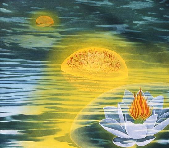 Birth of the Lotus