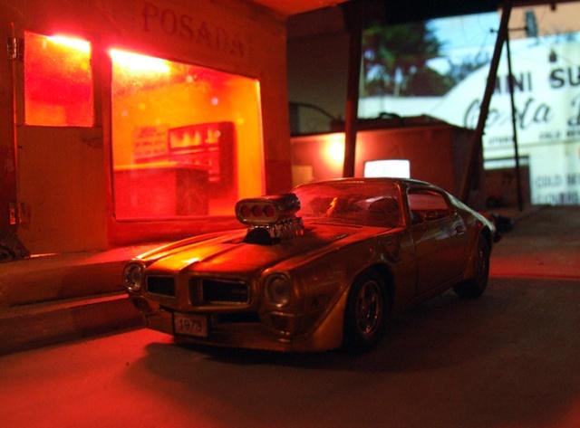 Bordertown installation at New Frontier, Sundance 2010